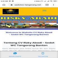 jasa website https://sedotwc-tangerang.net