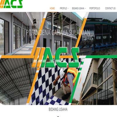 jasa website http://acsgroup.id