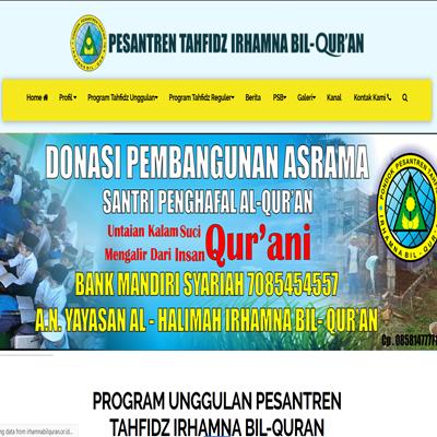 http://irhamnabilquran.or.id