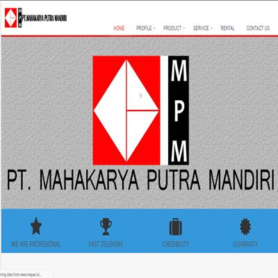 jasa website mapari.id